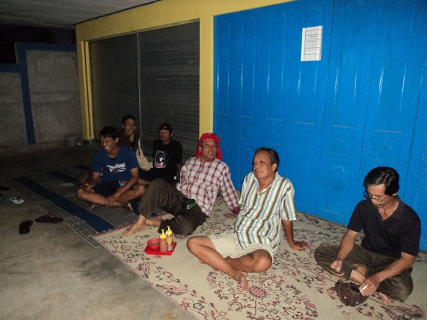 Gue, Irfan, Bangbrod, Duwek beserta 3 pembimbing PKL