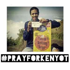 Pray for kenyot