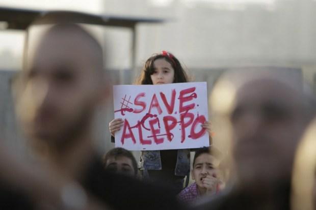 LEBANON-SYRIA-CONFLICT-DEMO