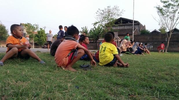Anak-Anak Dusun Kregolan 2