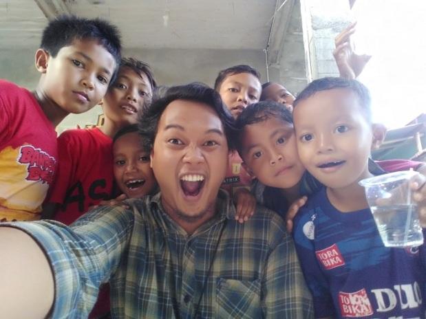 Anak-Anak Kecil Dusun Kregolan