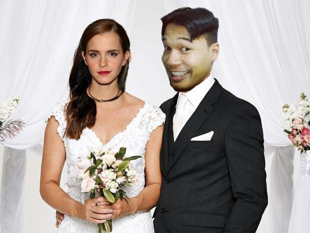 Emma Watson Married