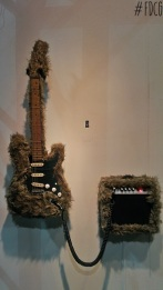 Gitar keren dari Pameran FKY