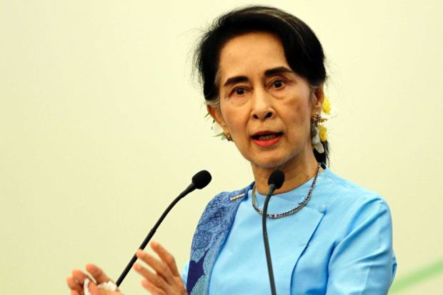 Aung San Suu Kyii bungkam terhadap Rohingya