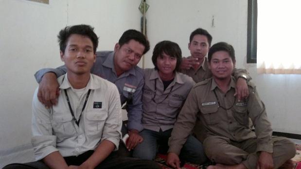 Karyawan Berau Coal dan PT Gatra