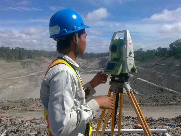 Survey Slope Tambang