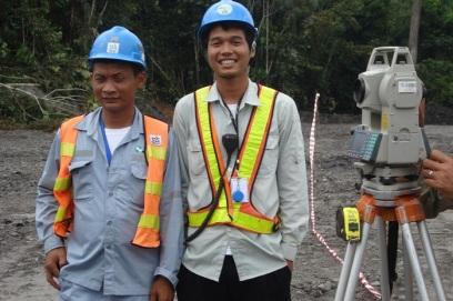 Survey Tambang PT SIS