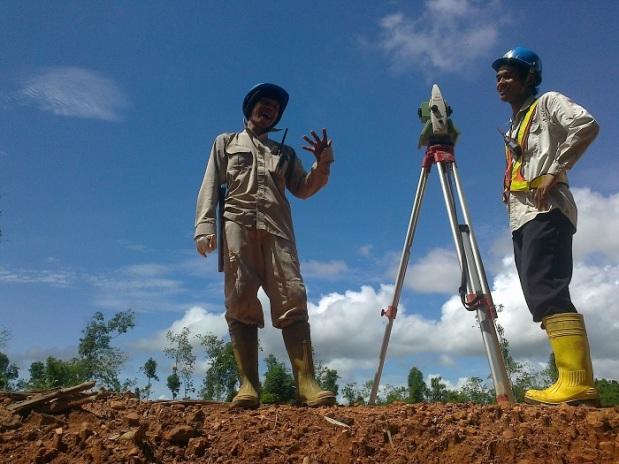 Surveyor Geologi Berau