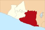 Wilayah Kabupaten Gunungkidul