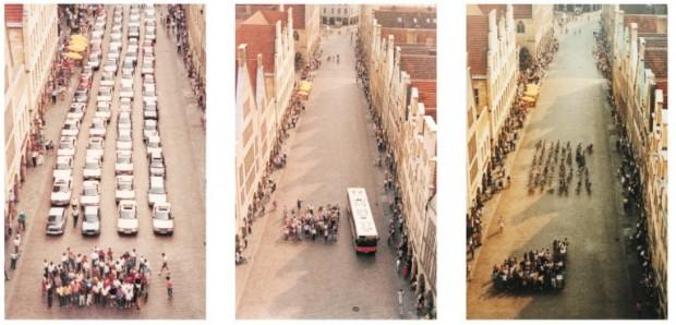 Angkutan Umum Solusi Kemacetan