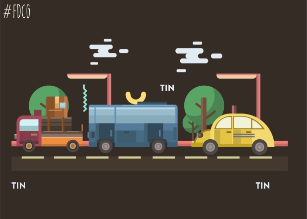 Animasi Kemacetan