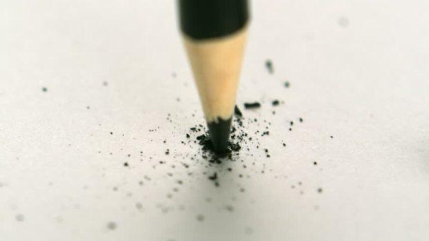 Berhenti Menulis