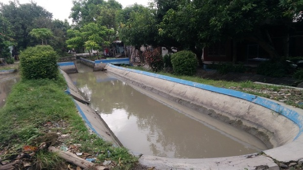 Sungai Tempat Berenang
