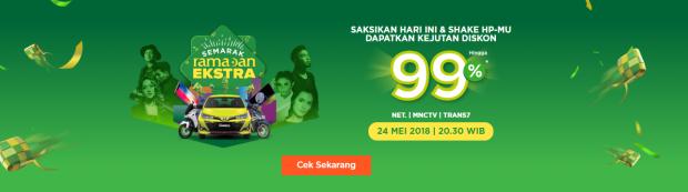 Countdown Ramadan Ekstra