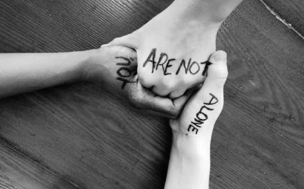 Kamu Tidak Sendiri