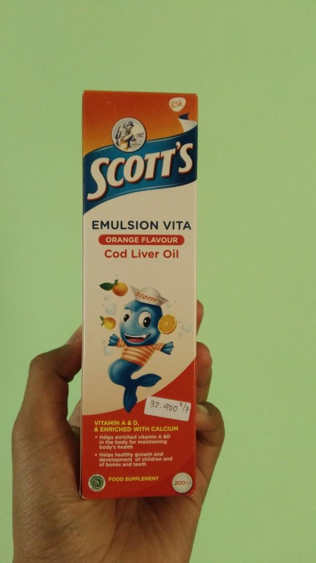 Scott Emulsion Terbaik