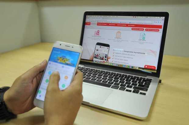 Membayar Internet Indihome di Traveloka