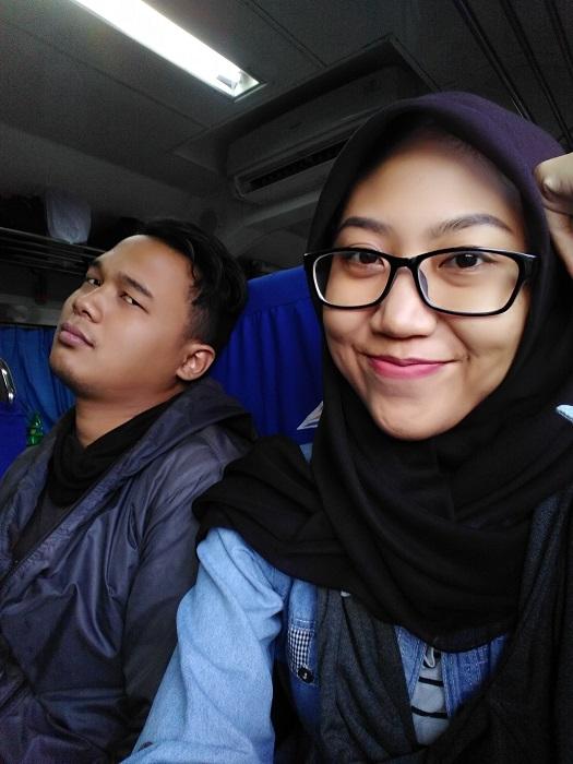 Dalam Kereta