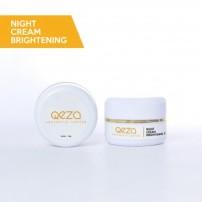 Qeza Night Cream Brightening