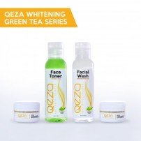 Qeza Whitening Green Tea Series