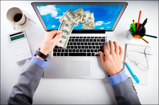 Bagaimana Langkah Mudah Menghasilkan Uang Dari Internet