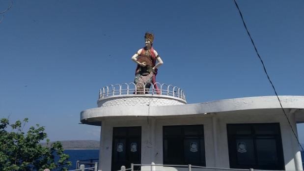 Patung Grandrung Icon Banyuwangi