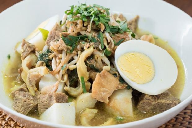 Rujak Soto Makanan Khas Banyuwangi