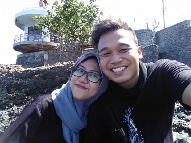 Selfie di Watu Dodol
