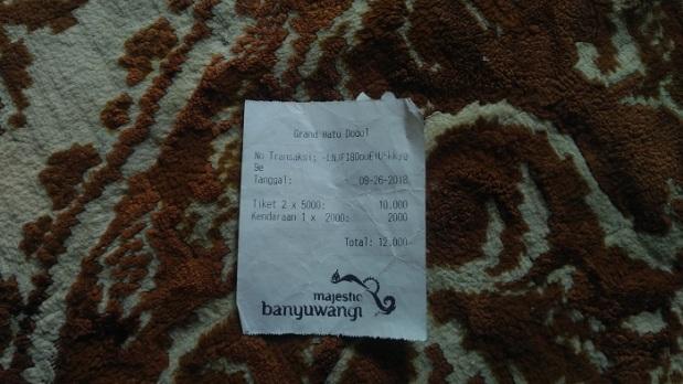Tiket Masuk Grand Watu Dodol