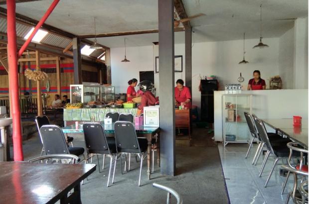 Warung Sego Tempong Mbok Wah 2