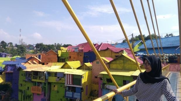 jembatan kuning jodipan