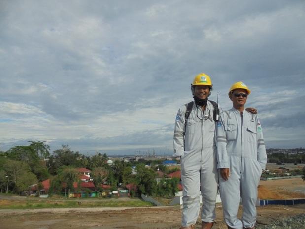 Foto bersama Leader