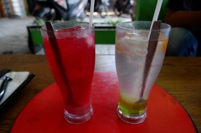 Minuman Nyegerin dari So Ramen