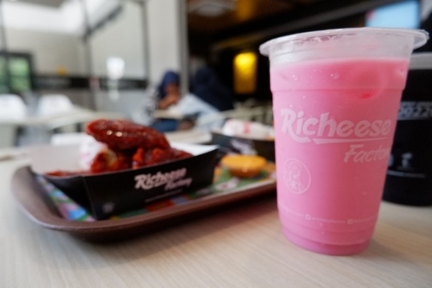 Pink Lava