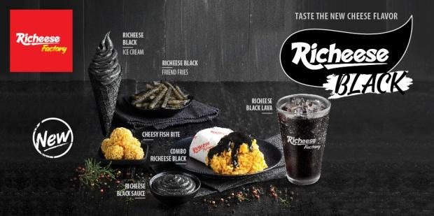 Richeese Black