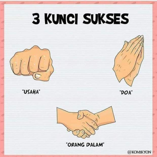 The Power of Orang Dalam