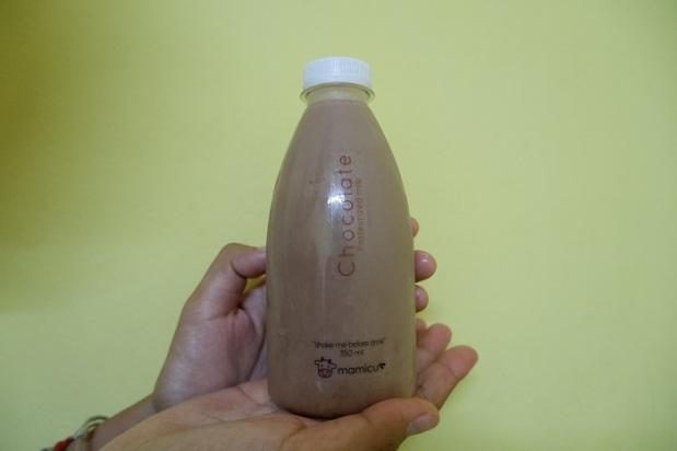 Mamicu Milk Rasa Choco Oreo