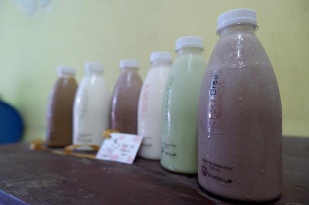 Rasa-Rasa Mamicu Milk