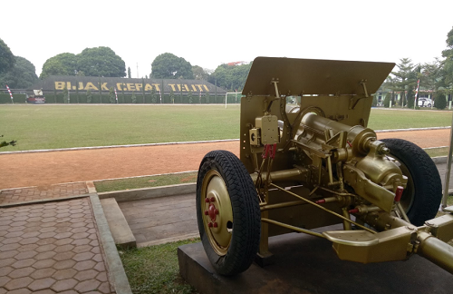 Gedung Pusdik Armed Kodiklat TNI AD