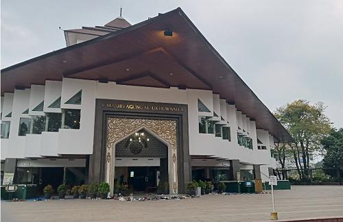 Masjid Agung Al-Ukhuwwah