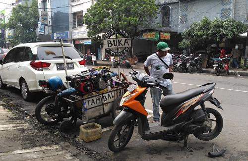 Tambal Ban Bandung