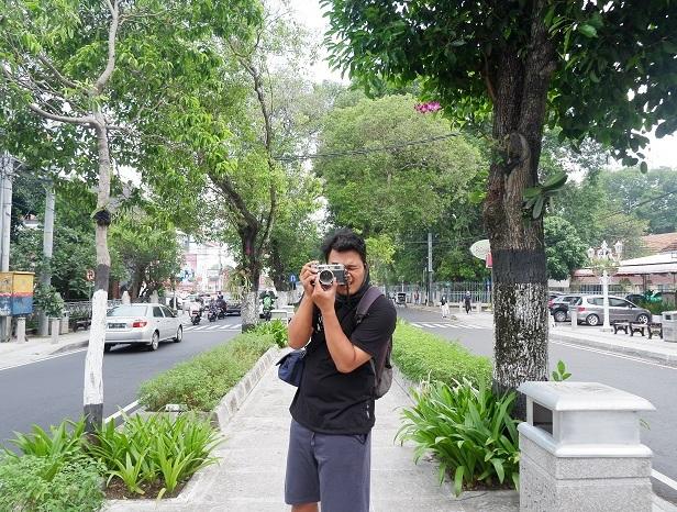 Foto Pakai Kamera Analog