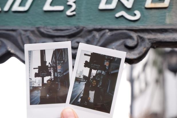 Hasil Kamera Mirrorles