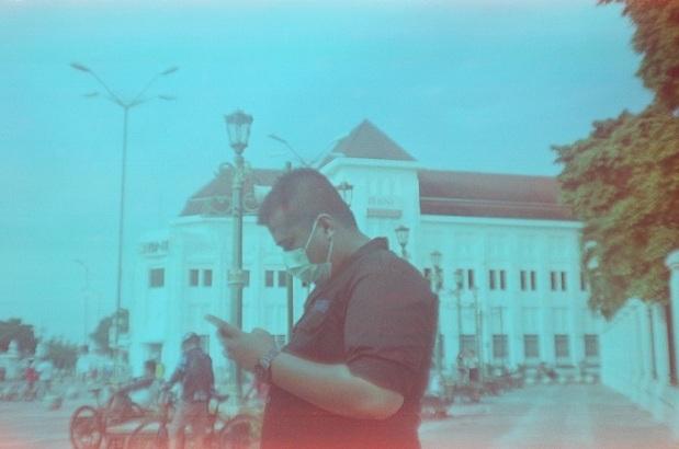 Hasil Hunting Kamera Analog Ricoh Gx 1 15