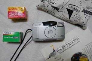 Kamera Analog Canon Prima Zoom Shot