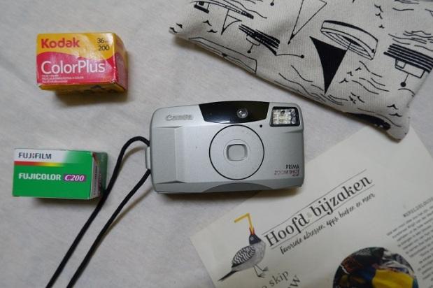 Kamera Analog Canon Prima Zoom