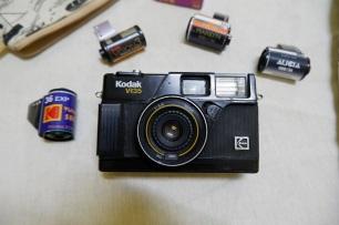 Kamera Analog Kodak VR35 K5