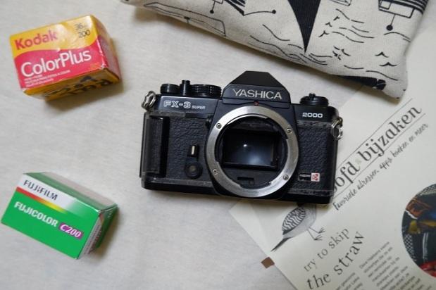 Kamera Analog Yashica Fx 3 Super 2000