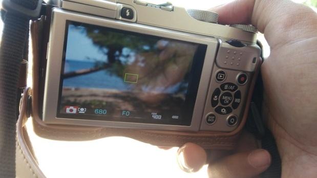 Kerusakaan Kamera Mirroless
