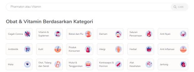 pilih obat halodoc